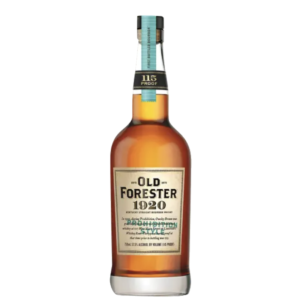 Old Forester 1920 Prohibition Style Kentucky Straight Bourbon