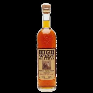 High West American Prairie Straight Bourbon