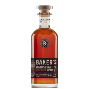 Baker's 7 Year Kentucky Straight Bourbon Single Barrel