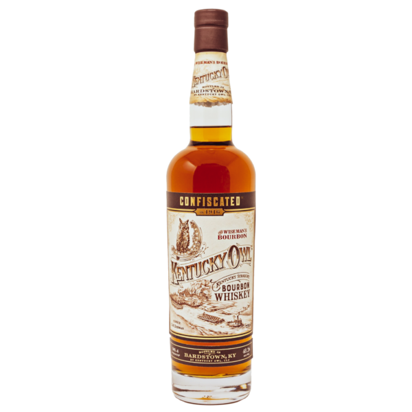 Kentucky Owl Confiscated Kentuckty Straight Bourbon