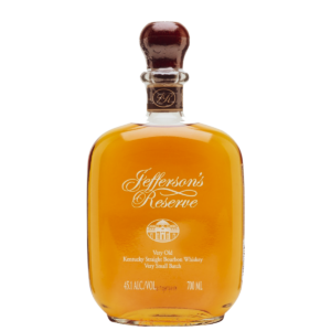 jefferson's reserve straight bourbon very small batch