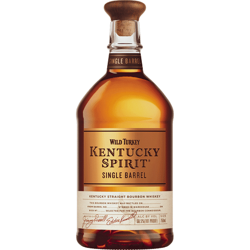 wild turkey kentucky spirit