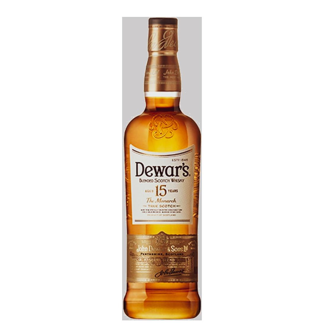 Dewars 15 Year Old Blended Scotch