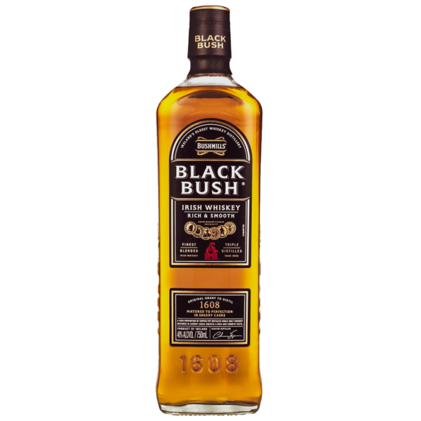 Bushmill's Black Bush Irish Whiskey