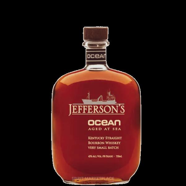 Jefferson's Ocean Aged at Sea Bourbon Standard Release