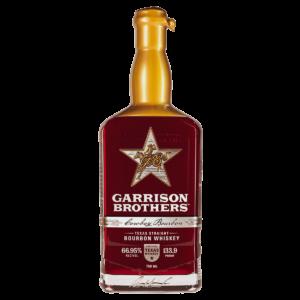 garrison brothers cowboy bourbon barrel proof