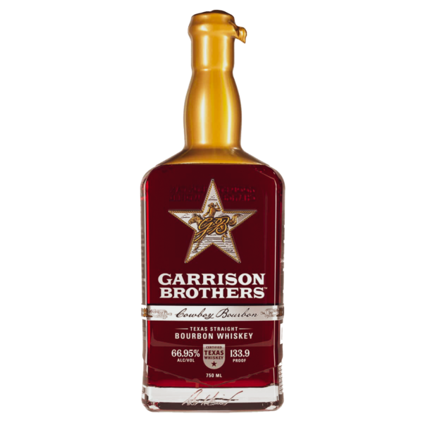 garrison brothers cowboy bourbon barrel proof