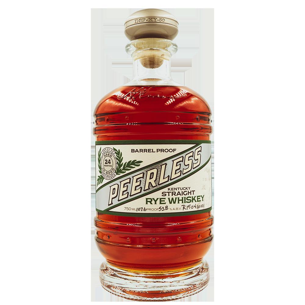 Peerless Barrel Proof Kentucky Straight Rye