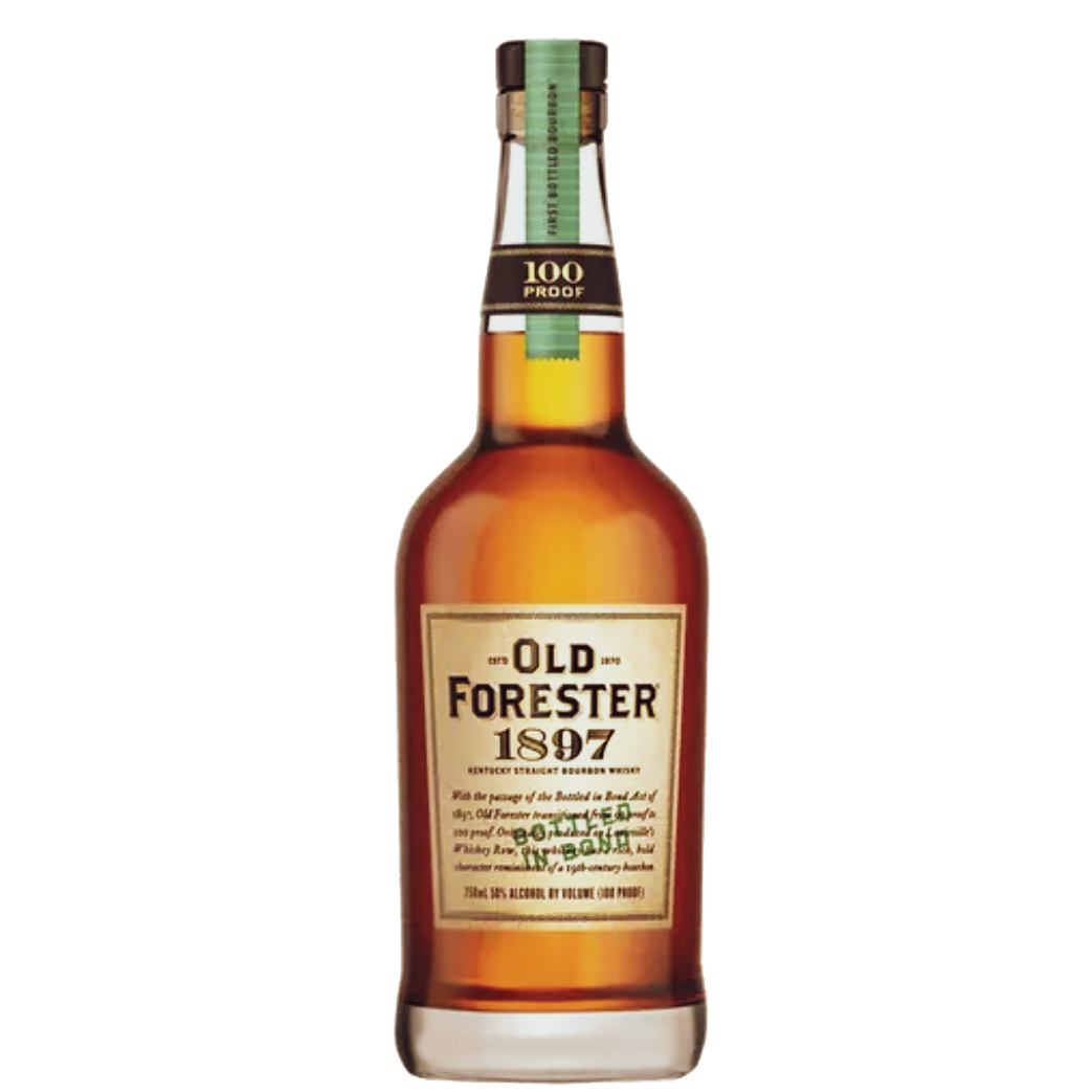 Old Forester 1897 Bottled in Bond Kentucky Straight Bourbon