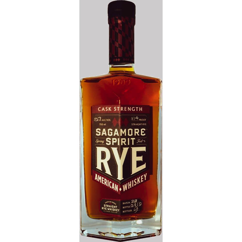 Sagamore Spirit Straight Rye Cask Strength