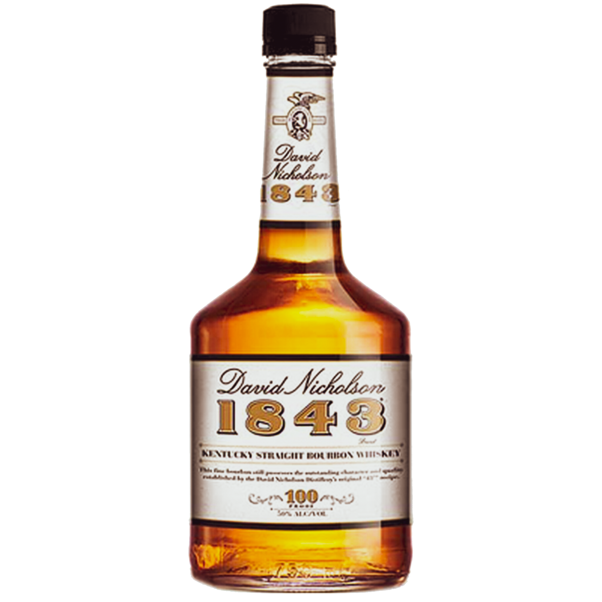 David Nicholson 1843 Straight Bourbon Whiskey
