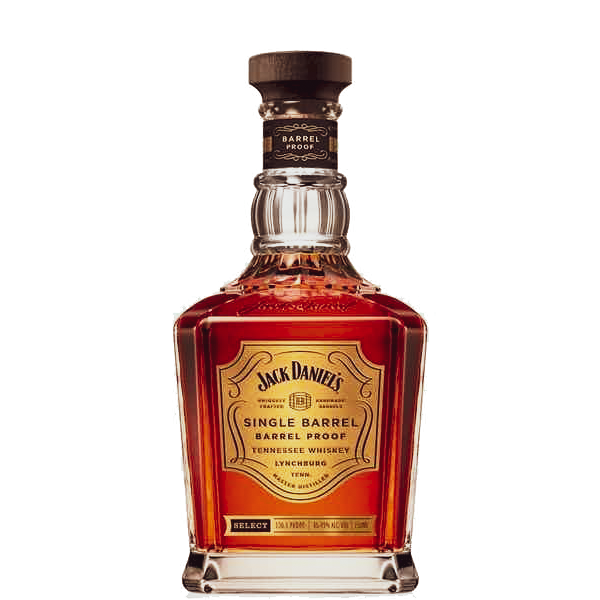Jack Daniel's Barrel Proof Single Barrel