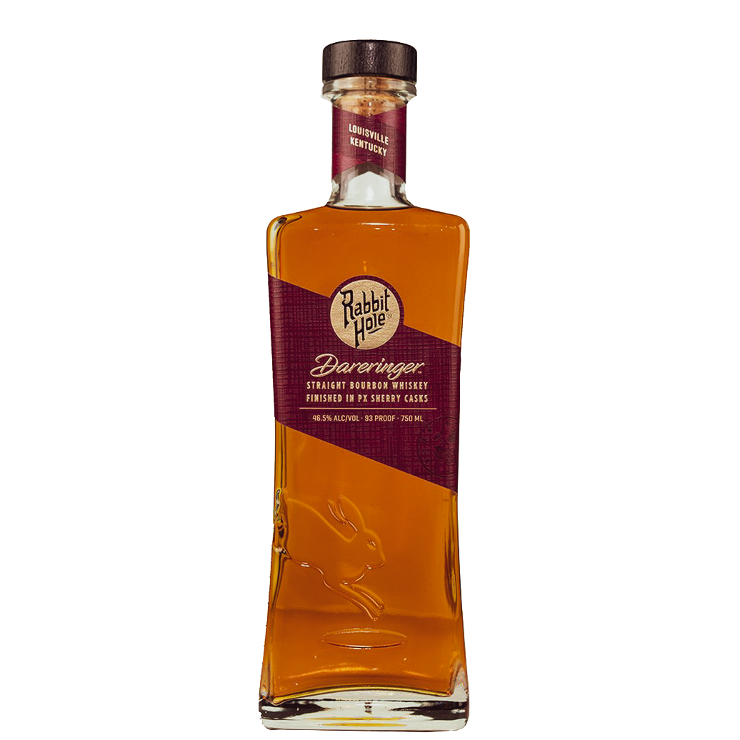 Rabbit Hole Dareringer Straight Bourbon Whiskey Finished in PX Sherry Casks