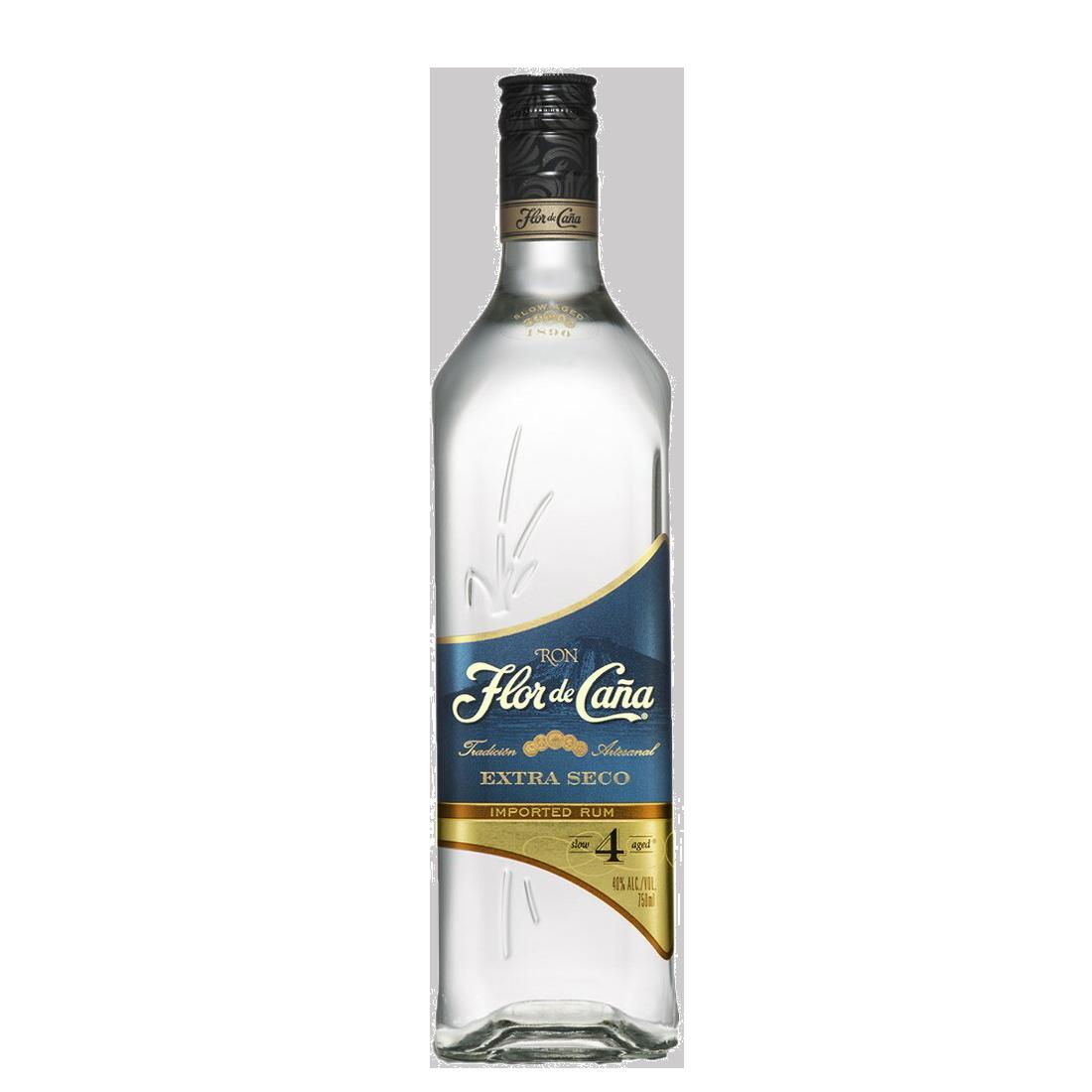 Flor de Cana 4yr White Rum