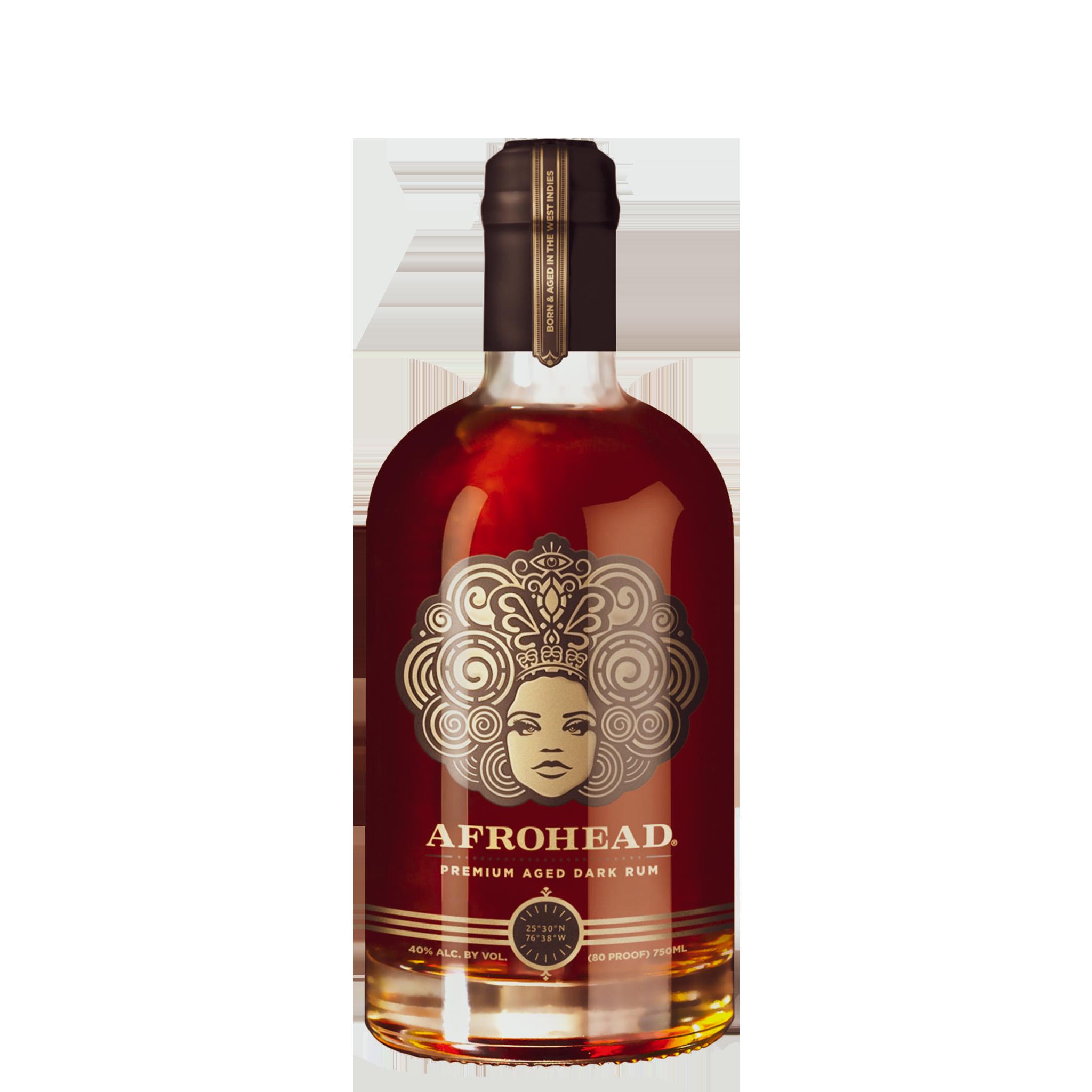 afrohead dark rum