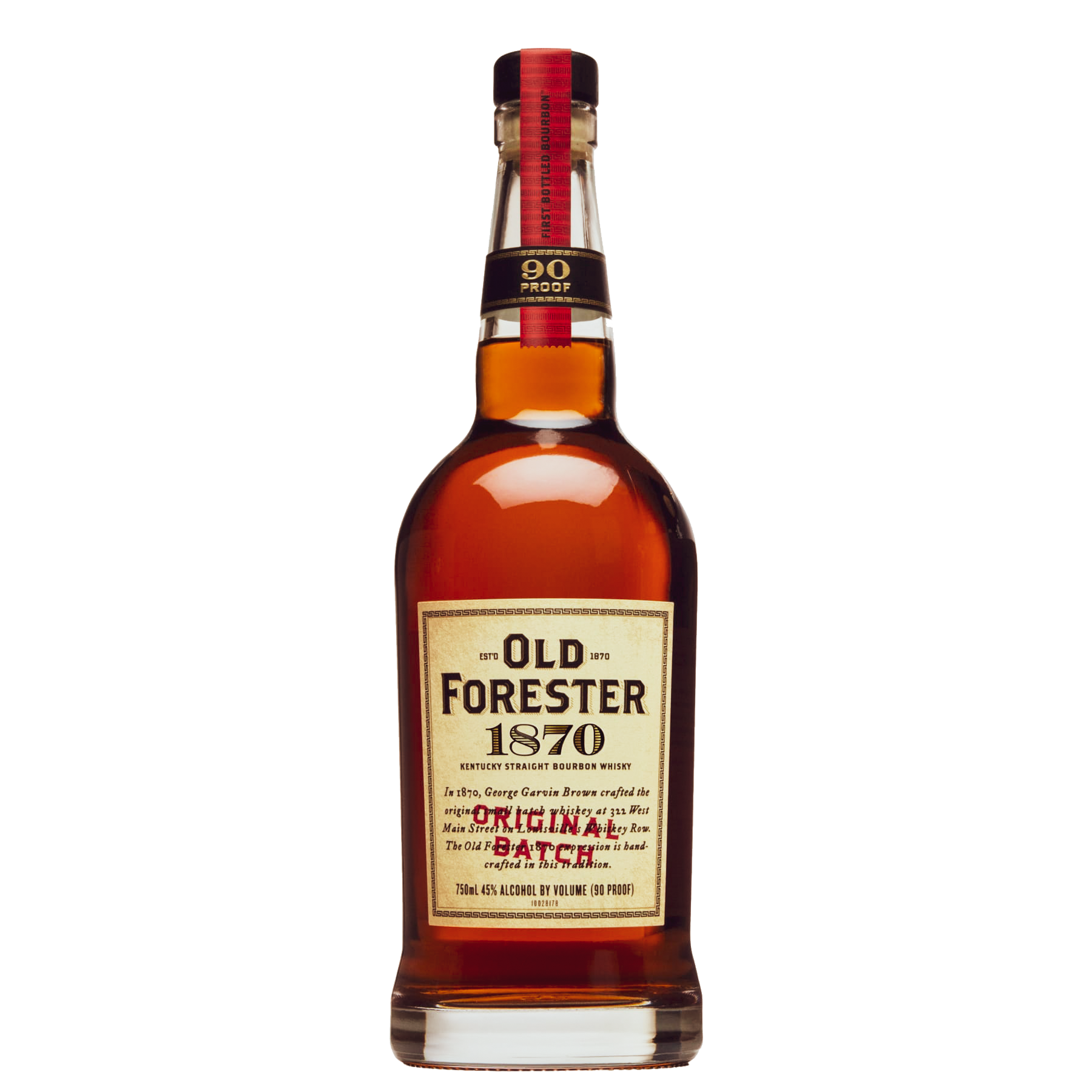 Old Forester 1870 Original Batch Kentucky Straight Bourbon