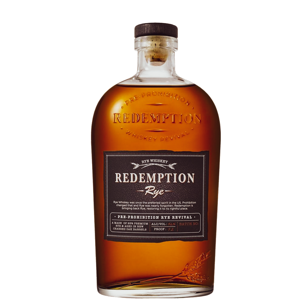 Redemption Straight Rye Whiskey
