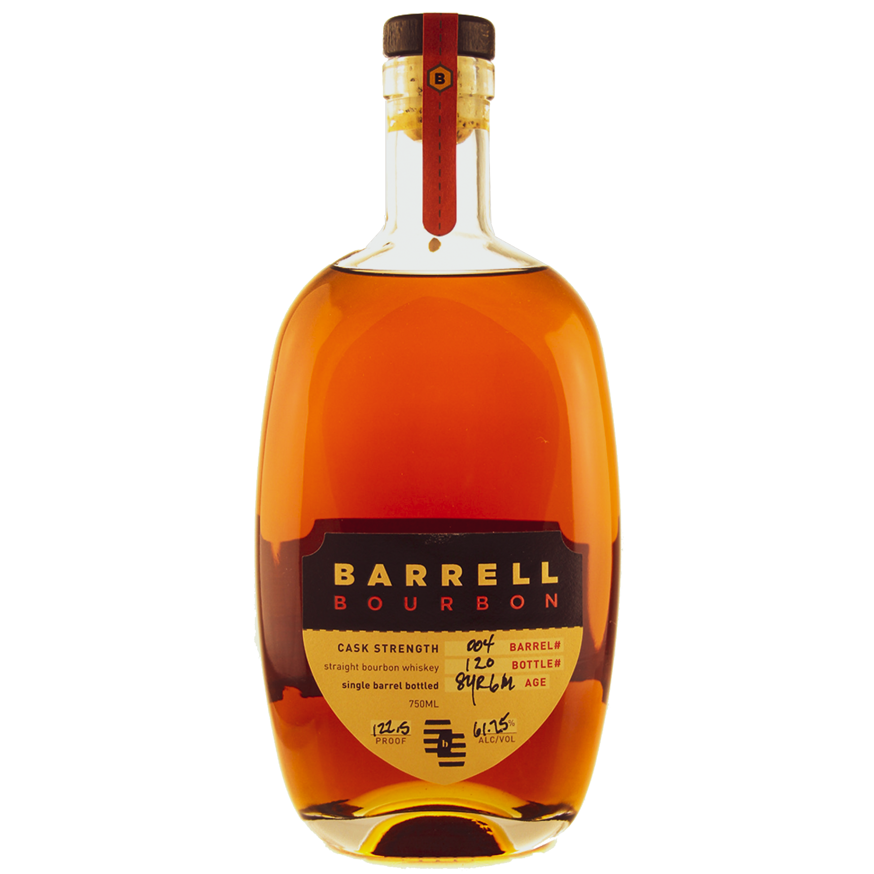 barrell bourbon single barrel cask strength